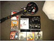PS3 2 remotes 7 Games PS3 Gui...