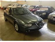 2002 ALFA ROMEO 156 2.0 TWINSPARK 5 DOOR MMA WHOLESALERS