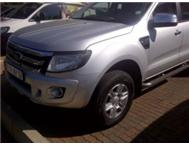 Ford Ranger (new model)