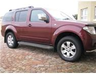 NISSAN PATHFINDER 2.5 DCi 4X4 S/WAGON 2006 6 SPEED MAN