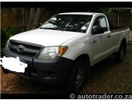 2011 TOYOTA HILUX 2.5 D4D 5 Speed Manual