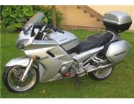 Yamaha FJR 1300 For Sale or Swop / Swap
