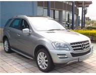 Mercedes-Benz ML350 Auto