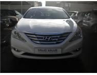 2011 Hyundai Sonata 2.4 executive