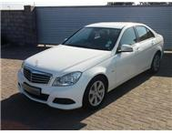 2012 MERCEDES-BENZ C180 BE