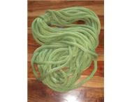 American Riggingseil / rope work lime green / 15 mm
