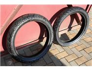 Motorcycle Used Tyres