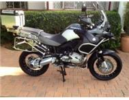 Bargain 2011 BMW 1200 Gsa. Immaculate. Priced to sell quickly.