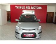 2009 HYUNDAI i 10 GLS ONLY 23 000 KM ONE OWNER BALANCE