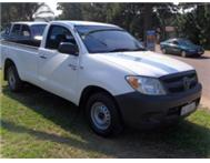2005 TOYOTA HILUX D4D FOR SALE
