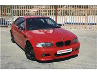 2003 BMW M3 Coupe 3.2 L Manuel