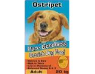 Ostripet Dog Food - Nutritius Ostrich-based dog food Cape Town