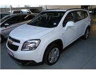 Chevrolet - Orlando 1.8 LS Manual