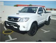 2009 Toyota Hilux 3.0 D-4D single cab manual with ONLY 113000 km