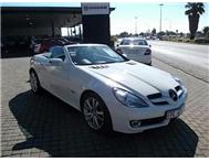 2011 MERCEDES-BENZ SLK-CLASS SLK 200K A/T GRAND ED