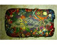 Authentic Ed Hardy blackberry cover Like new