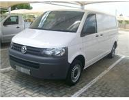DEMO VW Transporter P/V 2013 - CH08JM The only Panelvan you ll e