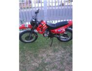 Red Summit on/off road scrambler forsale give away price