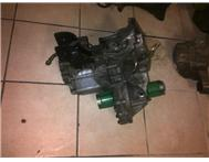 Hyundai accent 96 1.5 csi 5 speed gear box with slave cylinder
