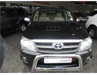 Toyota Hilux 3.0 D-4D Raider Raised Body Double Cab