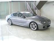 2013 BMW 6 SERIES 650 i GRAN COUPE M/SPORTSPACK