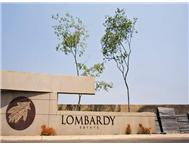 Vacant land / plot for sale in Lombardy Estate