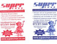 Suprerchar the reliable Home & Office Cleaning Service