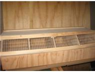 Nestboxes and Transport cages for birds