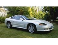 Dodge Stealth 3L Twin Turbo
