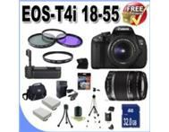 Canon EOS 650D (2 Lens Bundle Kit!...