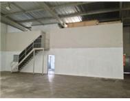 KYALAMI PARK - VACANT SPACE - TO LET - MINI FACTORY