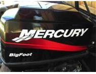 MERCURY BIG FOOT 60Hp ENGINE... Northern cape