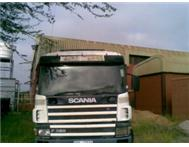 For sale Scania truck 380