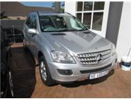 2006 MERCEDES BENZ ML350 A/T