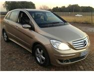 2006 MERCEDES-BENZ B CLASS B200 TURBO