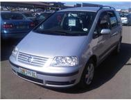 Volkswagen (VW) - Sharan 2.8 VR6 Tiptronic