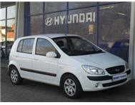 2011 Hyundai Getz 1.4 High Spec