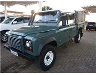Land Rover - Defender 130 Puma Double Cab HCPU