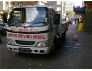 Driving school in Johannesburg