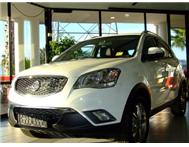 2011 Ssangyong Korando For Sale in Cars for Sale Western Cape Somerset West - South Africa