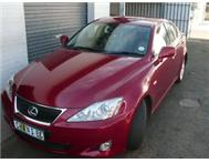 Lexus IS250 6M FOR SALE ......