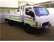 2012 Hyundai HD65 DROPSIDE
