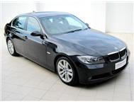2006 BMW 323i Steptronic (E90)