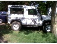 land rover tdi 90 defender