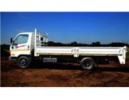 2011 International HD72 Mighty in Trucks for sale Gauteng Pretoria East - South Africa