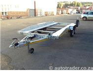 CAR TRAILER 2700KG GVM