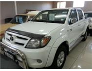 2006 TOYOTA HILUX 2.7 VVTI DOUBLECAB AVAILABLE