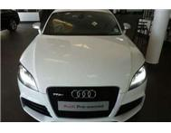 Audi TT 2010 TT RS Coupe Man