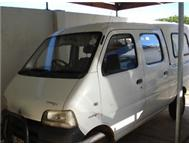 2008 Chana star bakkie 1.3engine.39930km in good condition.