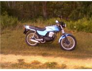 HONDA CBW 250cc VINTAGE BIKE FOR SALE
